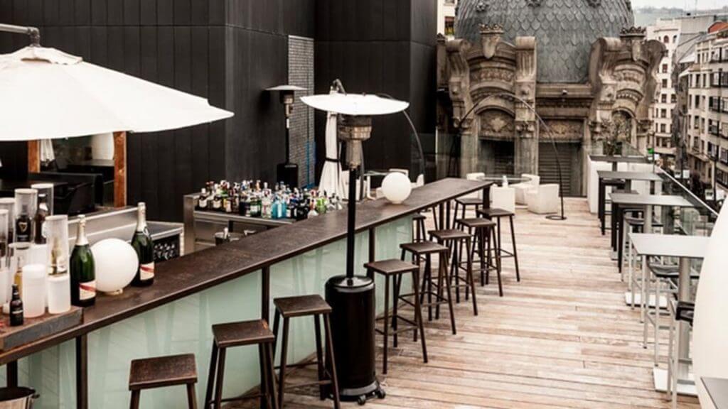 las mejores terraza