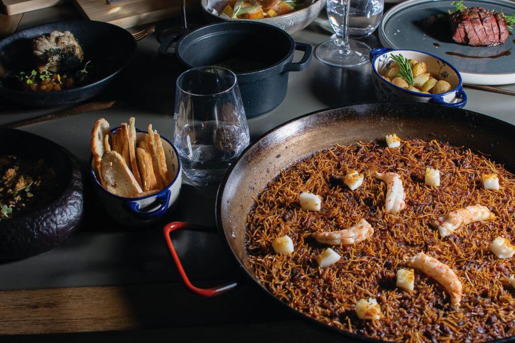 restaurante panoramico valencia